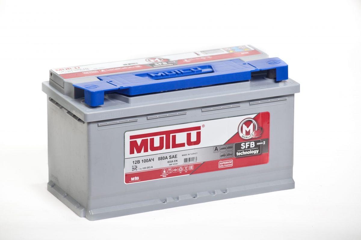 Аккумулятор MUTLU M2 6СТ-100.0 купить в Волгограде