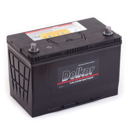 Купить аккумулятор DELKOR 115D31L в Волгограде