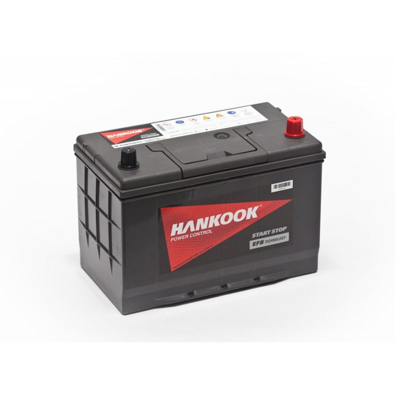 Аккумулятор HANKOOK 6СТ-80.0 EFB (115D31L) купить в Волгограде