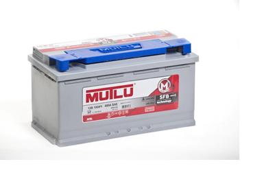Купить аккумулятор MUTLU M2 6СТ-100 в Волгограде