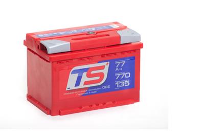 Купить аккумулятор TS 6СТ-77 в Волгограде