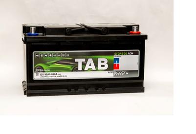 Купить аккумулятор TAB 6СТ-95 в Волгограде по низким ценам
