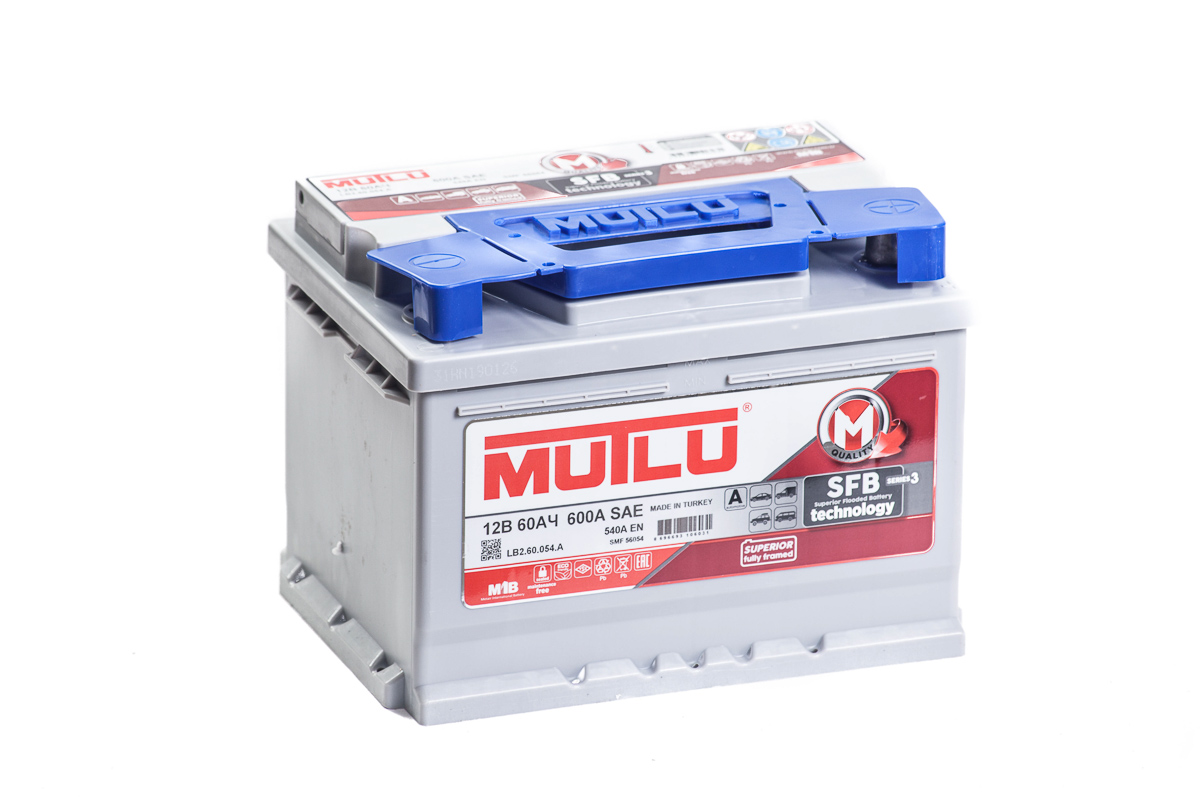 Аккумулятор MUTLU М3 6СТ-60.0 низкий купить в Волгограде