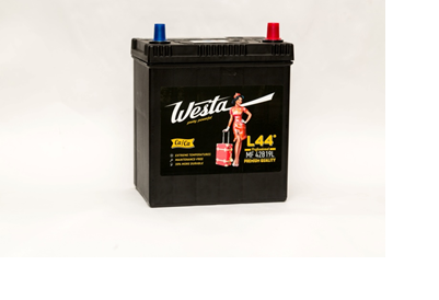Купить аккумулятор WESTA 6СТ-40 42B19L в Волгограде