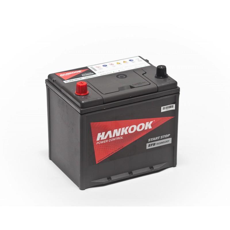 Аккумулятор HANKOOK 6СТ-65.1 (90D23R) купить в Волгограде