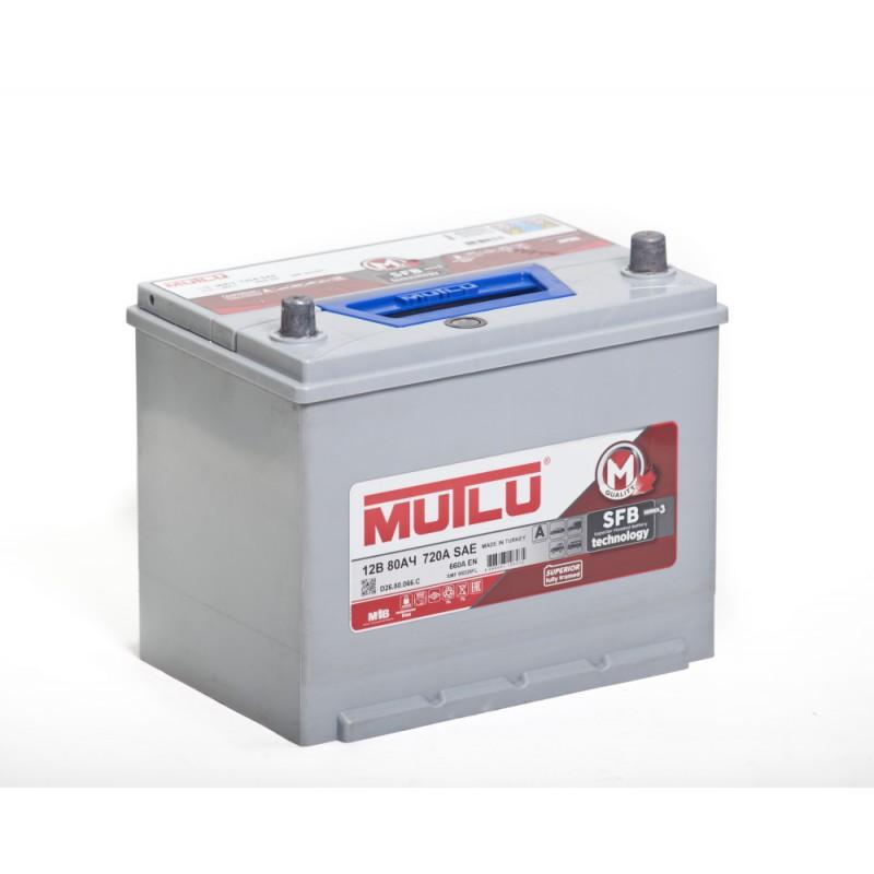 Купить аккумулятор MUTLU 6СТ-80.0 (95D26FL) купить в Волгограде
