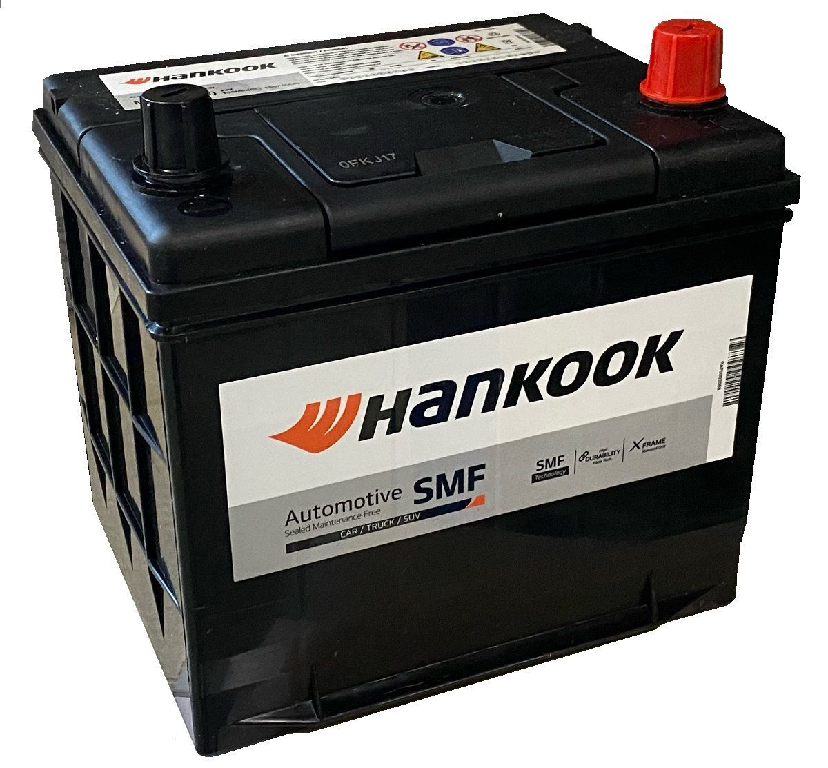 Аккумулятор HANKOOK 26R-550 купить в Волгограде