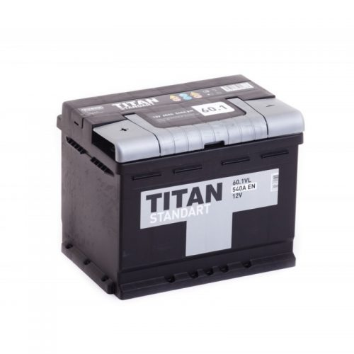 Аккумулятор TITAN STANDART 6СТ-60.1 купить в Волгограде