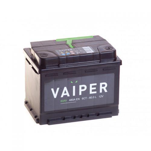 Аккумулятор VAIPER 6СТ-60 купить в Волгограде