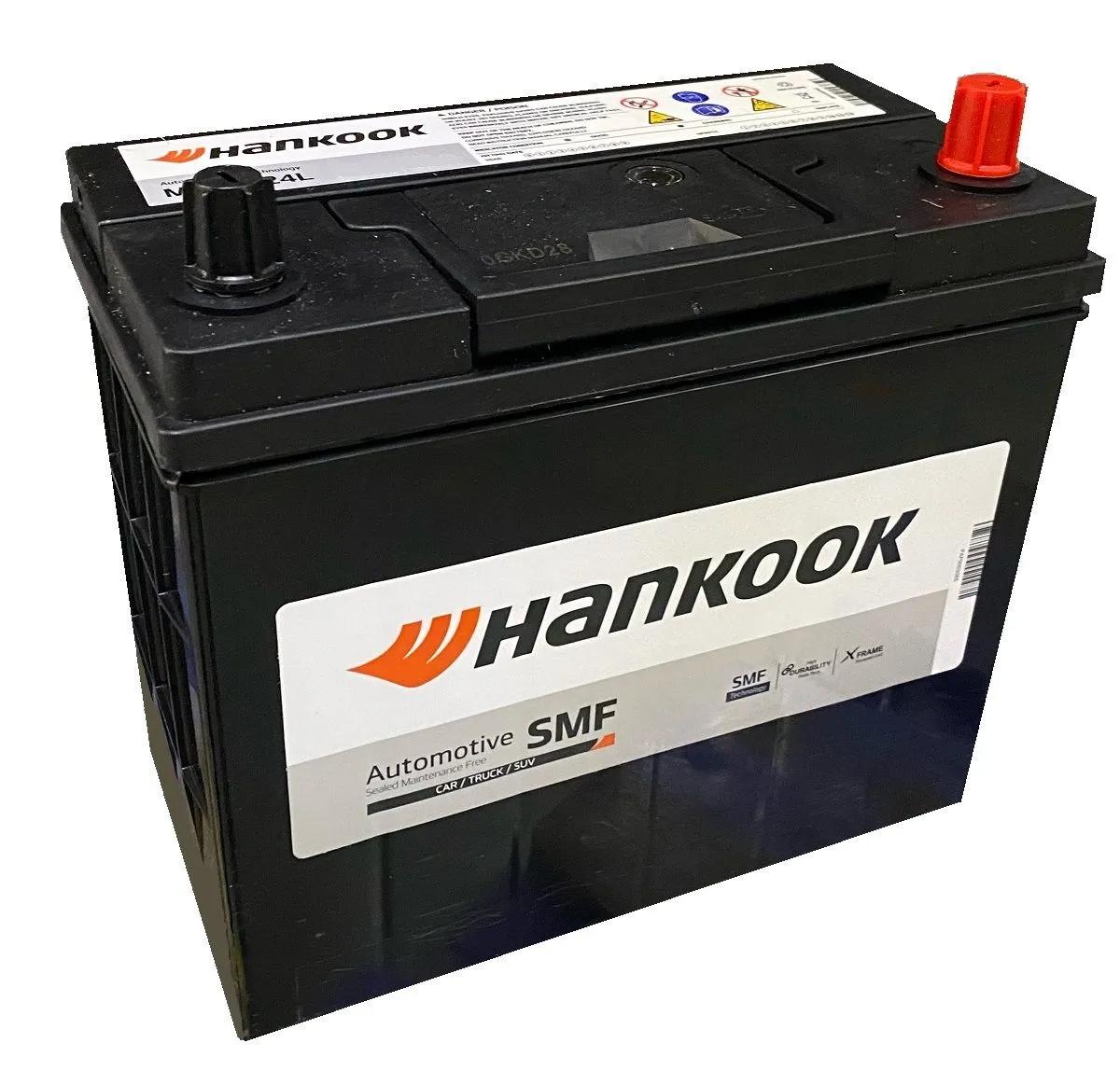 Аккумулятор HANKOOK 6СТ-48.0 (60B24L) купить в Волгограде