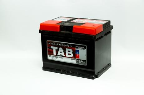 Купить аккумулятор TAB 6СТ-66 121866 о.п. в Волгограде