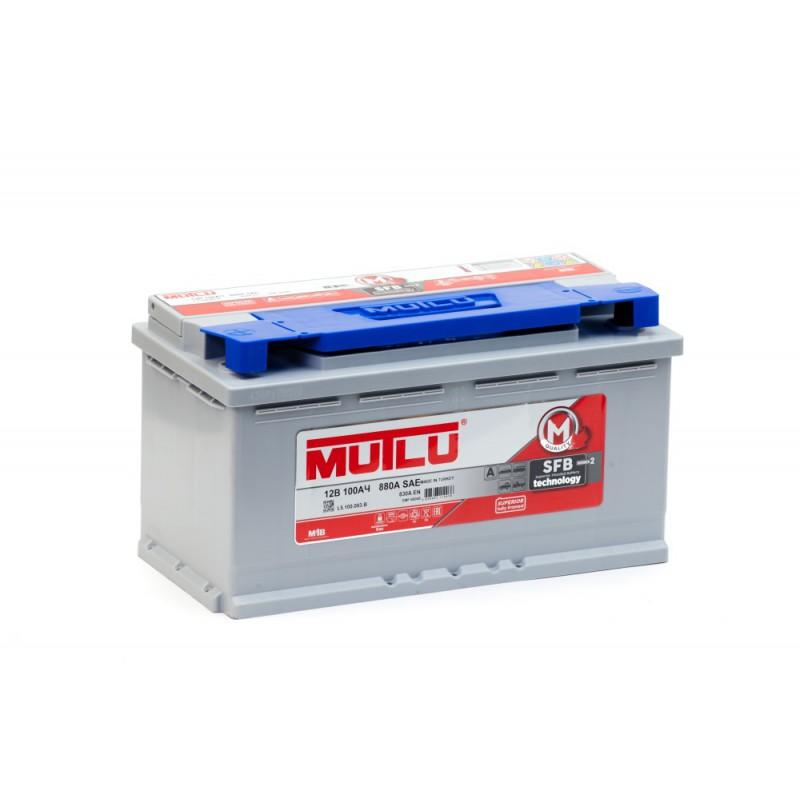 Аккумулятор MUTLU M2 6СТ-100.1 купить в Волгограде