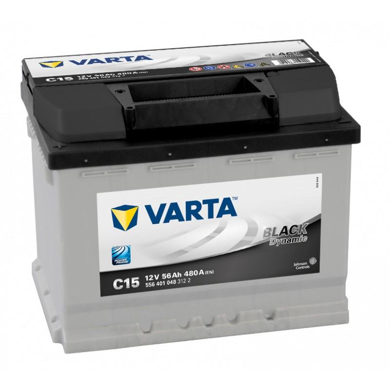 Аккумулятор VARTA 6СТ-56.1 (556 401 048) Black Dynamic купить в Волгограде