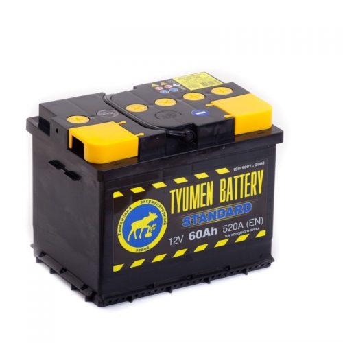 Купить аккумулятор TYUMEN BATTERY 6СТ-60.1 в Волгограде