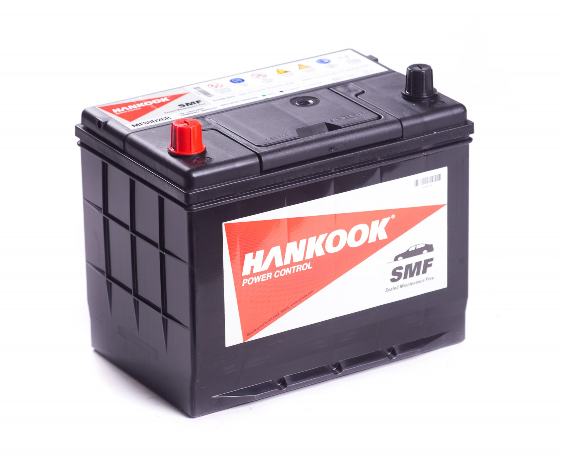 Аккумулятор HANKOOK 70.1 (80D26R) купить в Волгограде