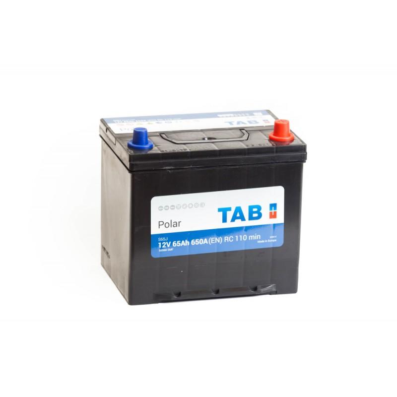 Купить аккумулятор TAB 6СТ-65 56568 в Волгограде