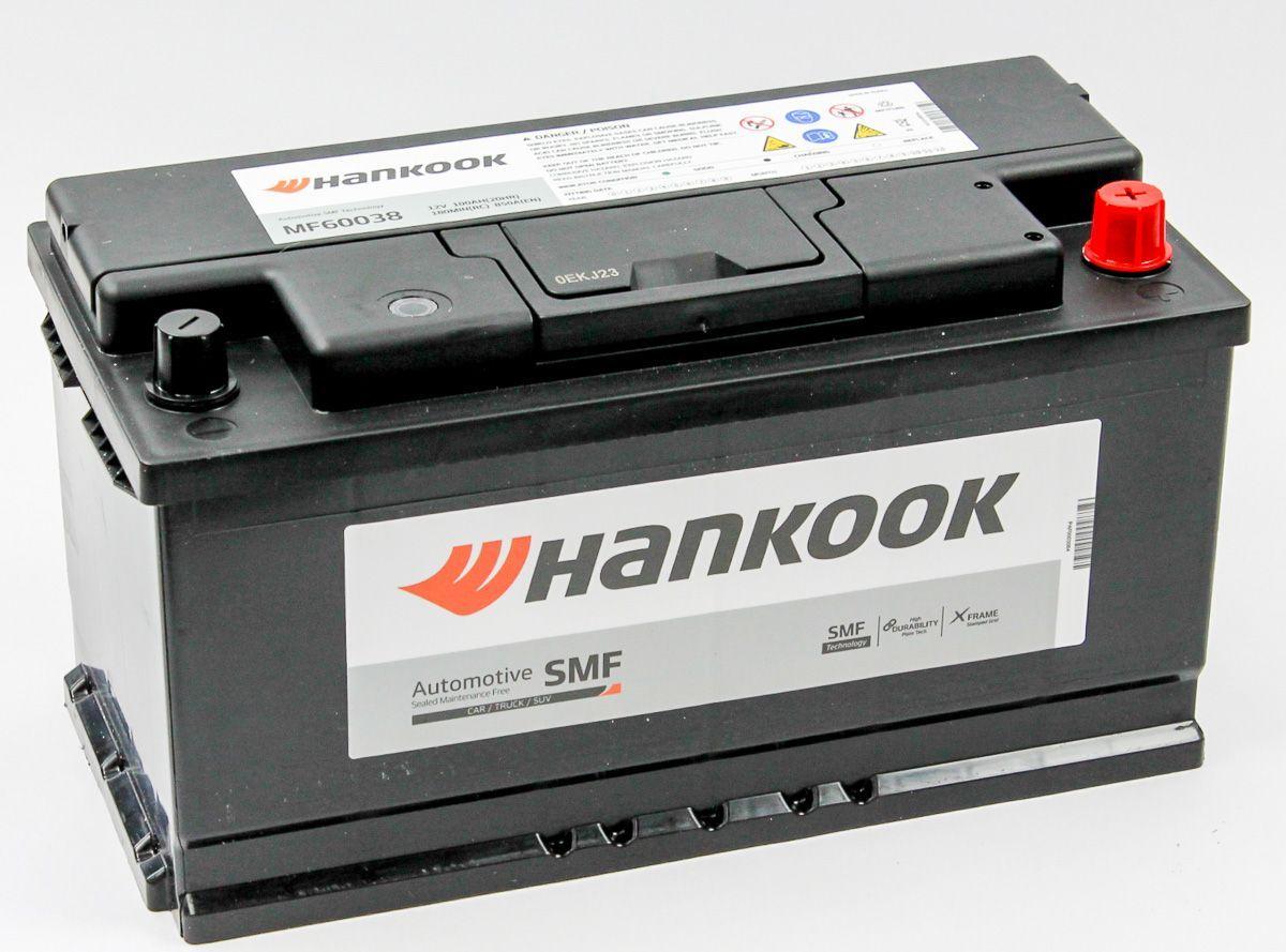 Купить аккумулятор HANKOOK 6СТ-100 в Волгограде