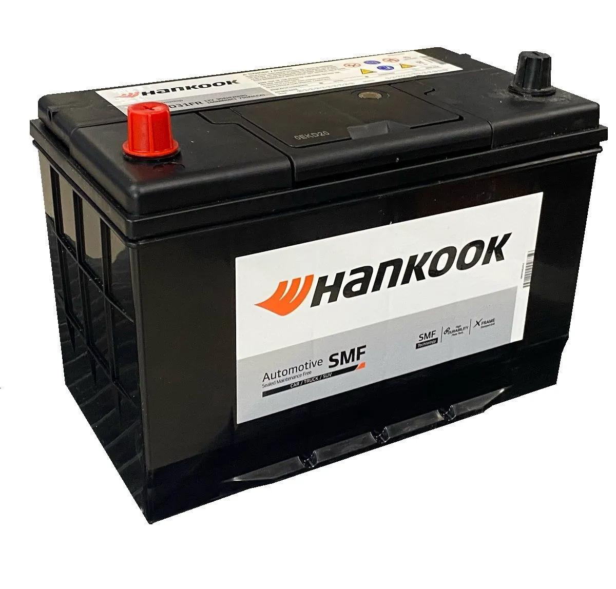 Аккумулятор HANKOOK 6СТ-90.1 (105D31R) купить в Волгограде