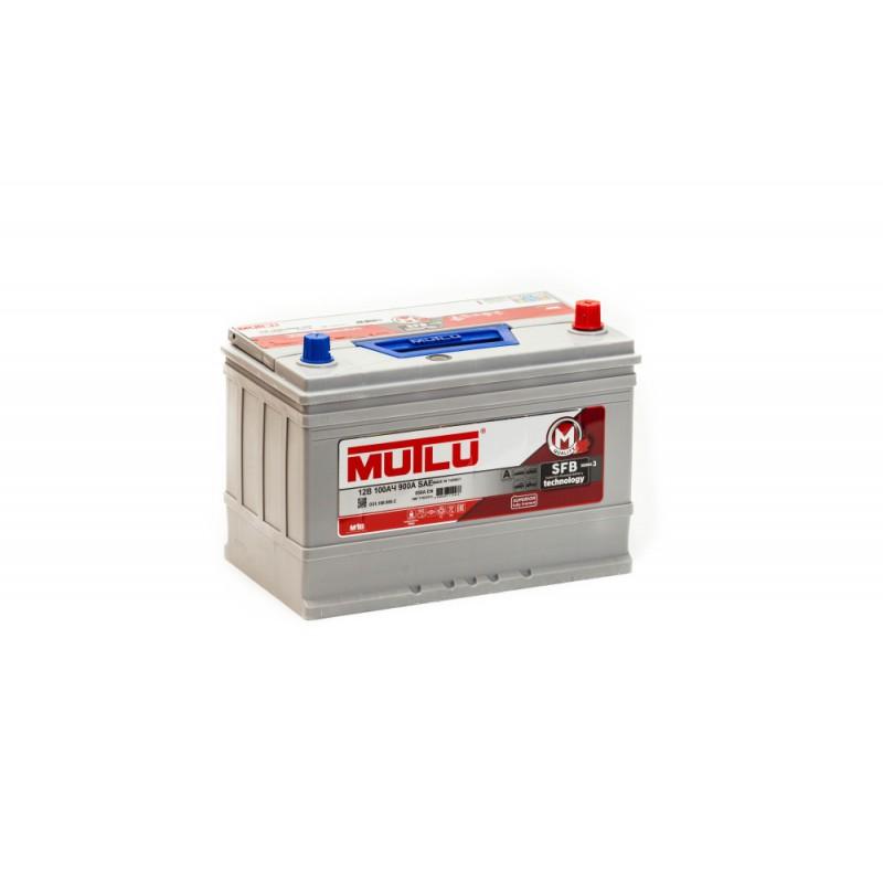 Аккумулятор MUTLU 6СТ-100.0 (115D31FL) купить в Волгограде