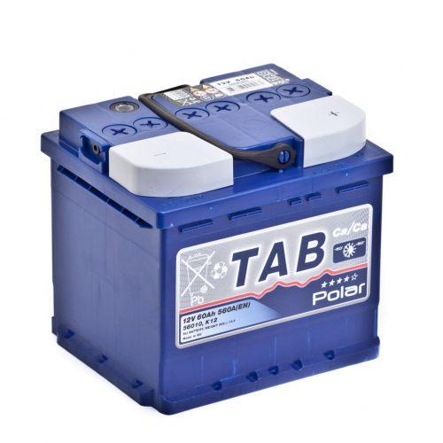 Купить аккумулятор TAB POLAR 6СТ-60 121660 в Волгограде