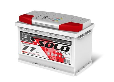 Купить аккумуляторы SOLO в Волгограде