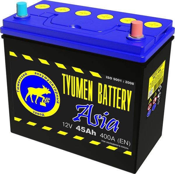 Купить аккумуляторы TYUMEN BATTERY Asia в Волгограде