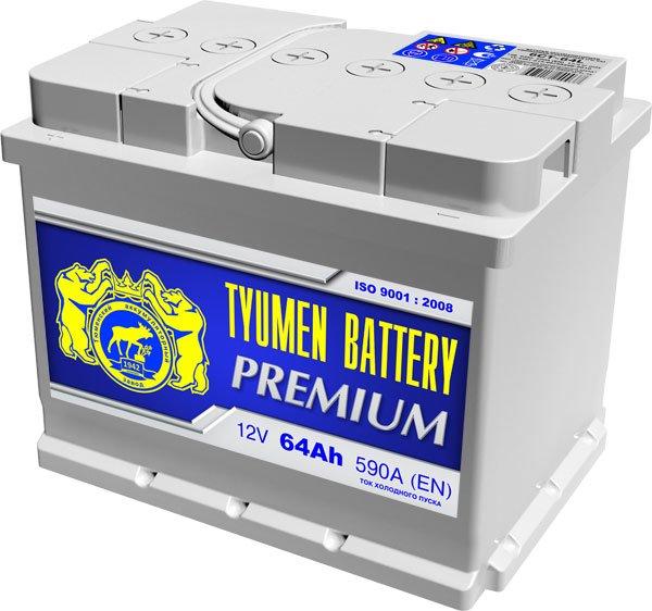 Купить аккумуляторы TYUMEN BATTERY Premium в Волгограде