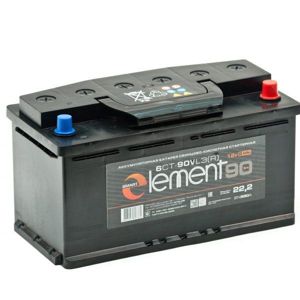 Аккумулятор Smart Element 6СТ-90 купить в Волгограде