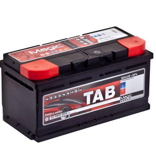 Аккумулятор TAB 6СТ-100 низкий купить в Волгограде
