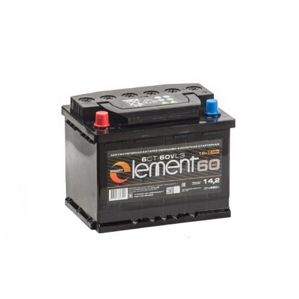 Аккумулятор Smart Element 6СТ-60 купить в Волгограде