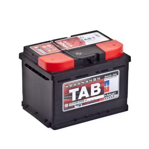 Аккумулятор TAB 6СТ-62.0 низкий купить в Волгограде