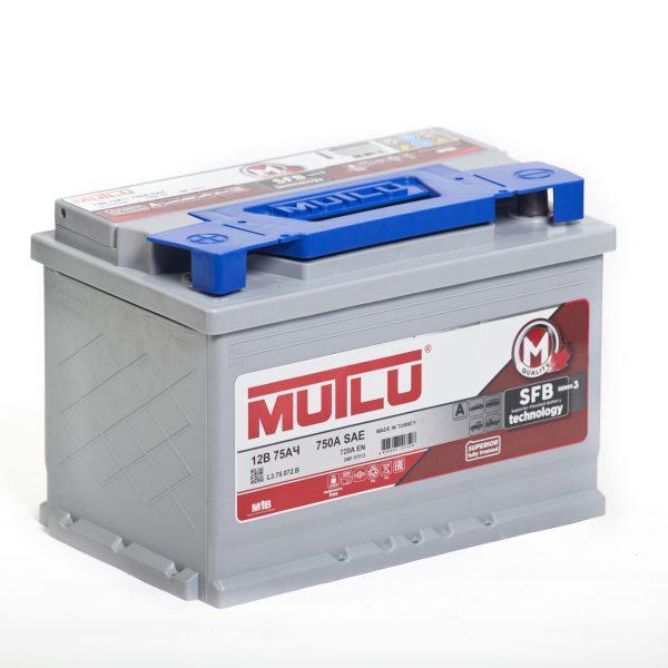 Аккумулятор MUTLU М3 6СТ-75 купить в Волгограде