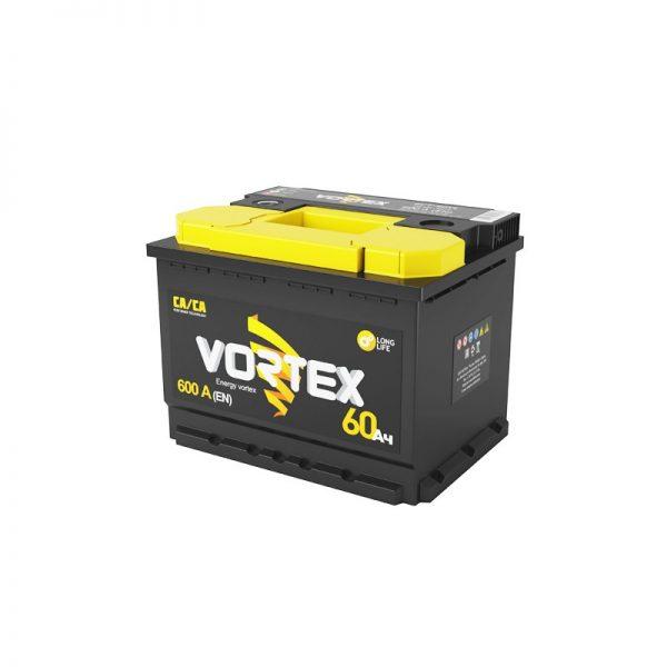 Аккумулятор VORTEX 6СТ-60 п.п. купить в Волгограде