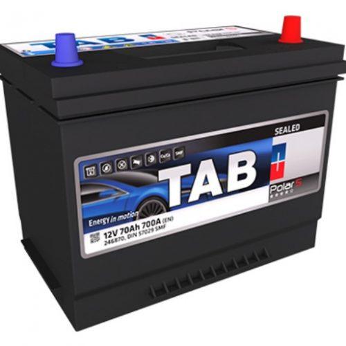 Аккумулятор TAB 6СТ-70 57029 азия купить в Волгограде