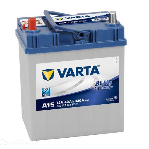 Аккумулятор VARTA 6СТ-40 540 127 033 Blue Dynamic купить в Волгограде