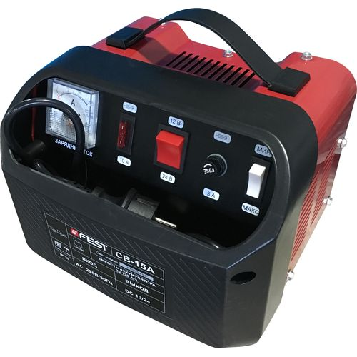 Зарядное устройство для аккумуляторов GIVER СВ-15 купить в Волгограде