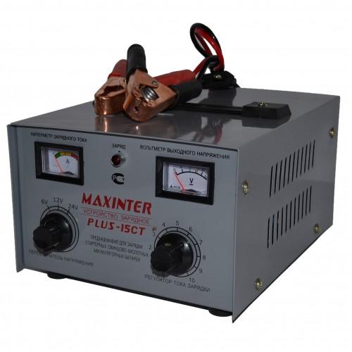 Зарядное устройство для аккумуляторов MAXINTER PLUS 15-CT купить в Волгограде