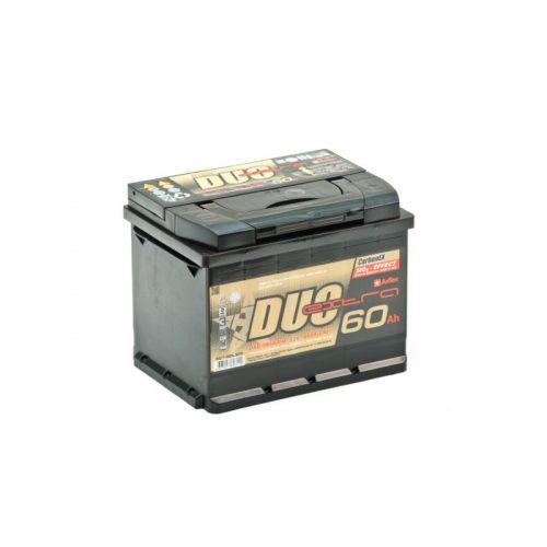 Аккумулятор DUO EXTRA 6СТ-60 купить в Волгограде