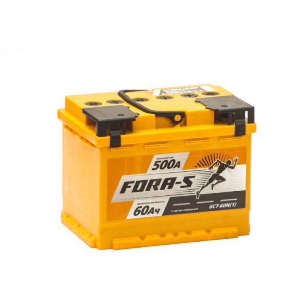 Аккумулятор FORA-S 6СТ-60.1 купить в Волгограде
