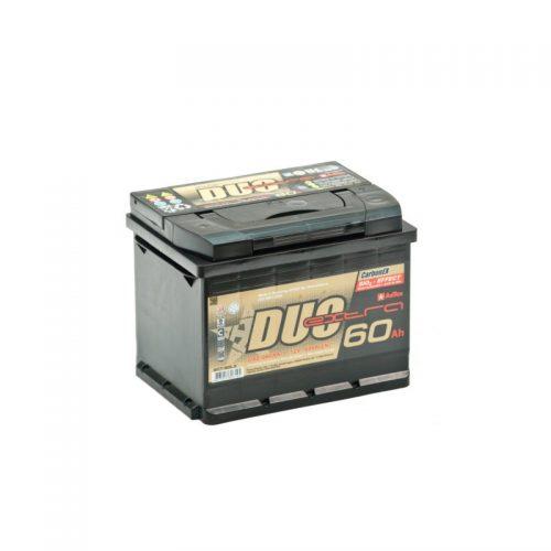 Аккумулятор DUO EXTRA 6СТ-60.1 купить в Волгограде