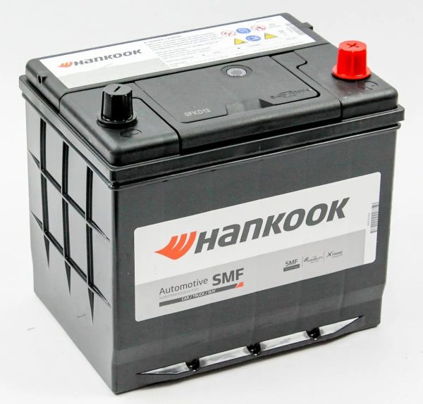фАккумулятор HANKOOK 6СТ-65.0 (75D23L) купить в Волгограде
