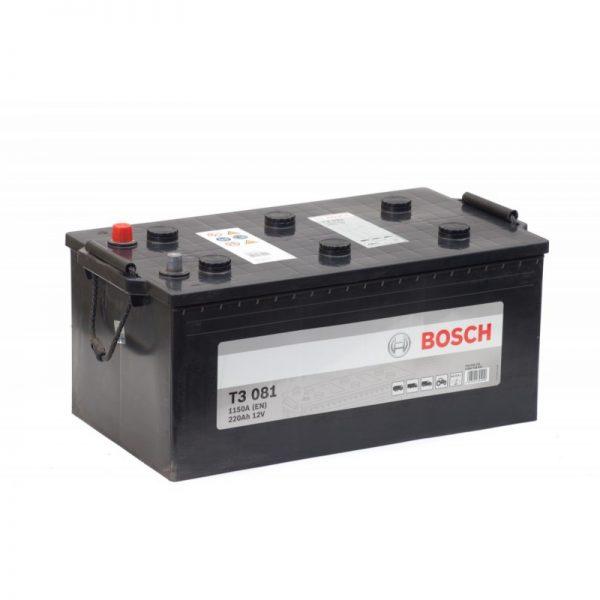 Аккумулятор BOSCH T3 6CT-220 720 018 115 купить в Волгограде