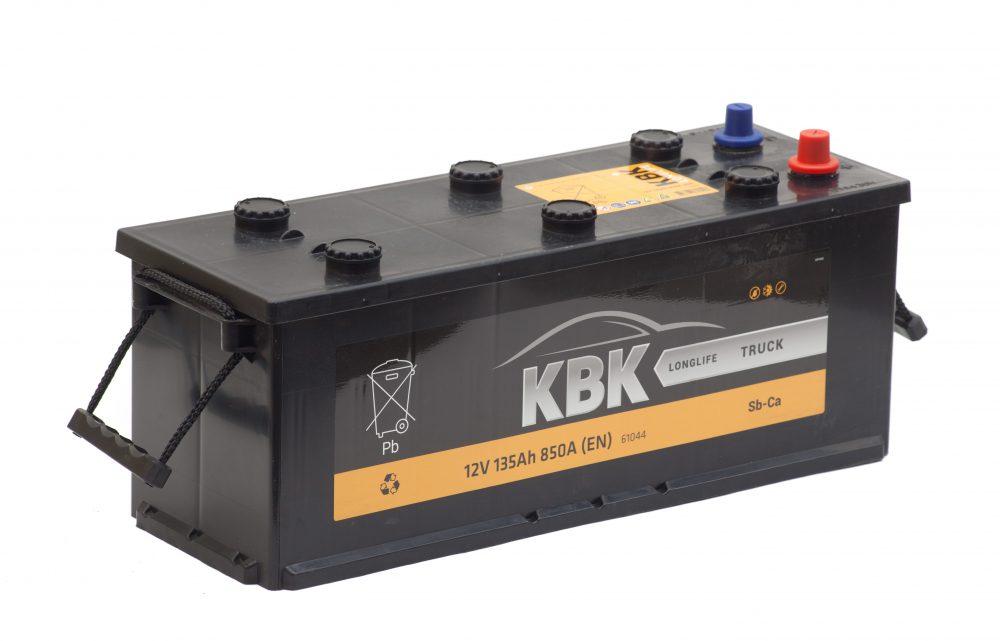 Аккумулятор KBK 6СТ-135 евро купить в Волгограде
