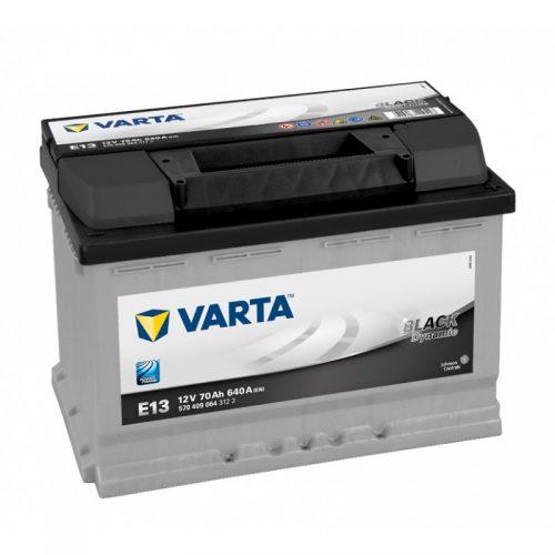 Аккумулятор Varta 6СТ-70 570 409 064 Black Dynamic купить в Волгограде