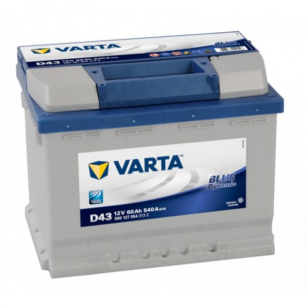 Аккумулятор Varta 6СТ-60 560 127 054 Blue Dynamic купить в Волгограде
