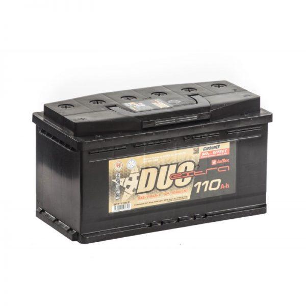 Аккумулятор DUO EXTRA 6СТ-110.0 купить в Волгограде