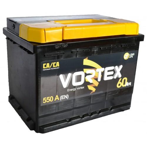 Аккумулятор VORTEX 6СТ-60 низкий купить в Волгограде