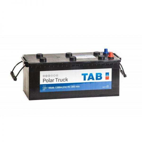 Аккумулятор TAB POLAR TRUCK 6СТ-190 евро купить в Волгограде