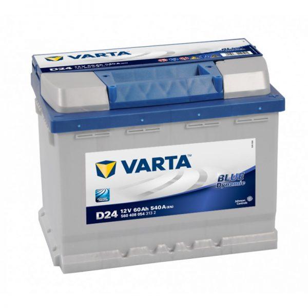 Аккумулятор Varta 6СТ-60 560 408 054 Blue Dynamiс купить в Волгограде