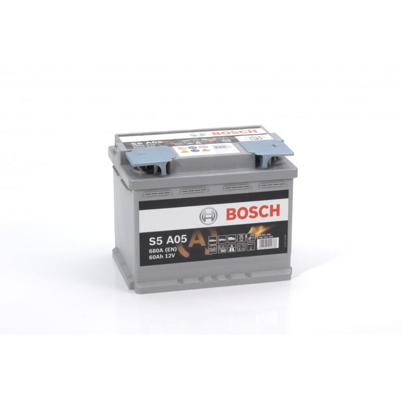 Аккумулятор BOSCH S5 560 901 068 AGM купить в Волгограде